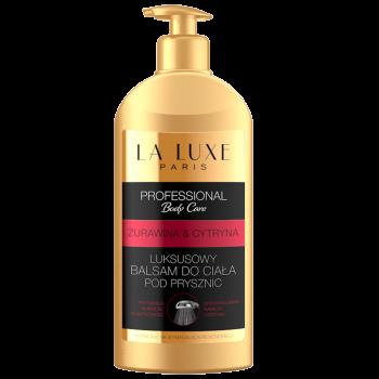 Crema de ducha – arándano y limón