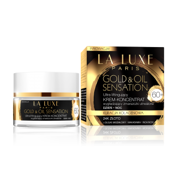 GOLD&OIL SENSATION cream 60+ day/ night