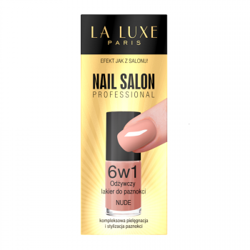 Nourishing nail varnish 6 in 1 Nude