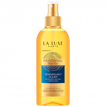 Regenerating oil for dry and sensitive skin