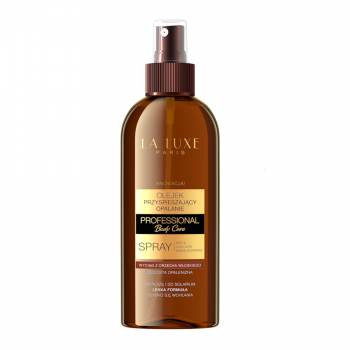 Oil Sun Care Tan Deeperer- spray SPF 6