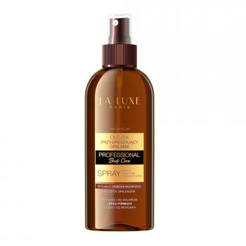 Oil Sun Care Tan Deeperer- spray SPF 6