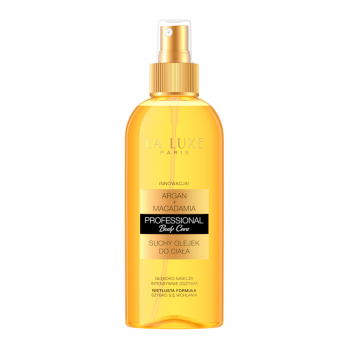 Argan dry body oil