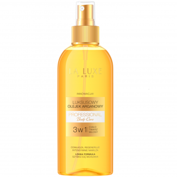 Luxury argan oil- face, body and hair