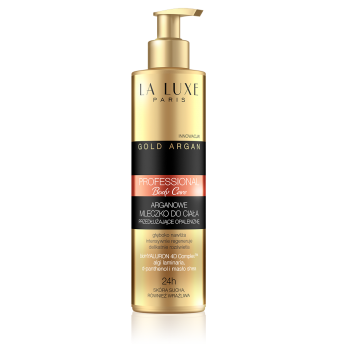 Argan body milk tan- prolonging
