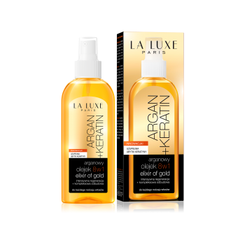 Argan oil for hair 8 in 1