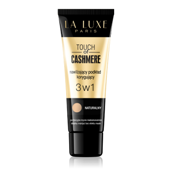 Moisturizing foundation Touch of Cashmere